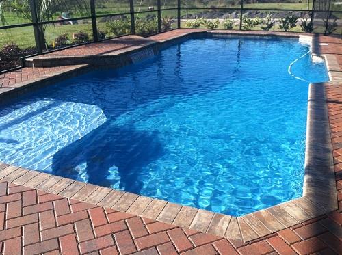 Custom Swimming Pool Construction Lakeland Pool Blue Inc