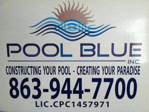 pool blue inc