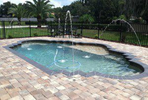 Outdoor Inground Swimming Pools