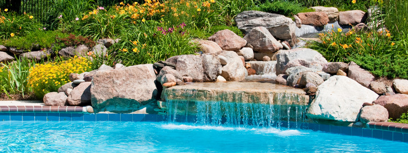 Create your own paradise with pool designs pool blue for Create your own pool