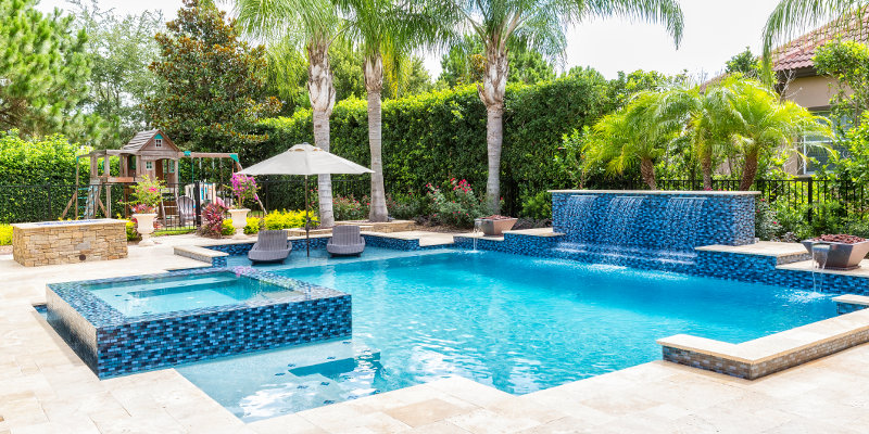 Custom Swimming Pool Builders Can Help You Build The Pool Of Your Dreams